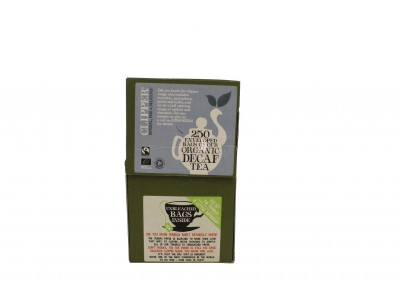 Fairtrade Decaff Envelope Teabags X 250