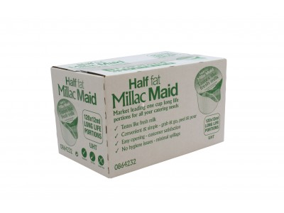 Half Fat Millac Maid X 120 Portions