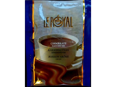 Le Royal Chocolate Sachets