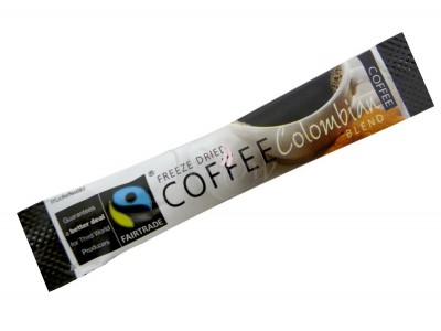 Fairtrade One - Cup Instant Coffee Sticks X 250