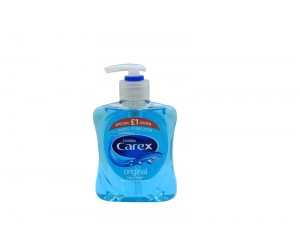 6 X 250 Ml Carex Lever Action Antibacterial Soap