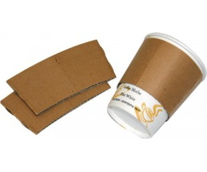 1000 X 12/16 Oz Coffee Clutch