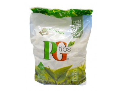 Pg Tips 1 Cup Teabags X 1150 Pm